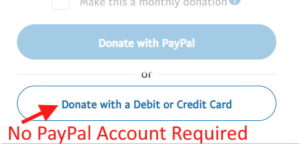 Screenshot - No PayPal Account Required